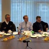 EUSTAFOR ExCom met in Warsaw