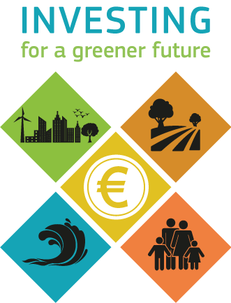 Logo of the Green Week 2016 of the European Commission